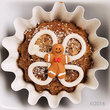 Petite Gingerbreads